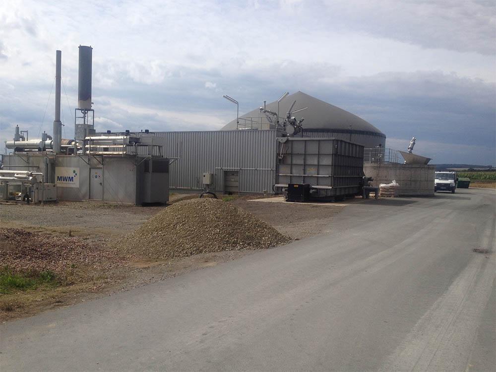 Biogas Borgholz GmbH & Co. KG