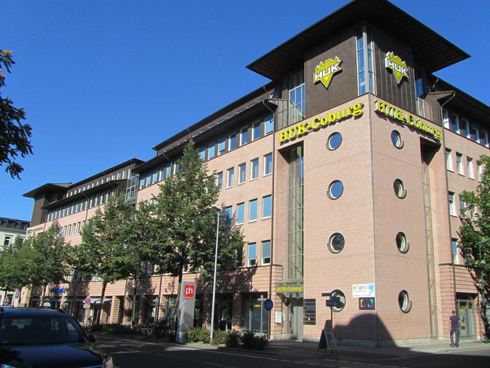 Brockhaus-Zentrum, Querstraße