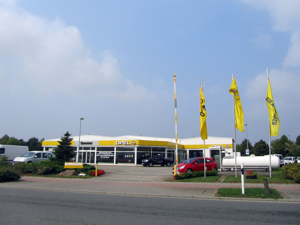 Autohaus Antje Sommer GmbH